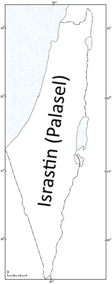 IsrastinMap